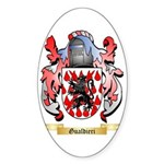 Gualdieri Sticker (Oval 50 pk)