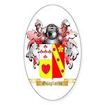 Guagliardo Sticker (Oval 10 pk)