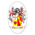 Guagliardo Sticker (Oval 50 pk)