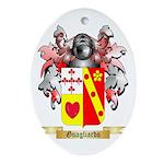 Guagliardo Ornament (Oval)
