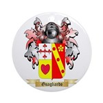 Guagliardo Ornament (Round)