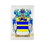 Grzeskowski Rectangle Magnet (100 pack)