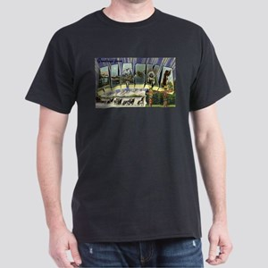 Greetings from Alaska Dark T-Shirt