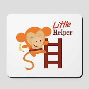Little Helper Mousepad