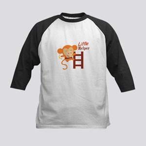 Little Helper Baseball Jersey