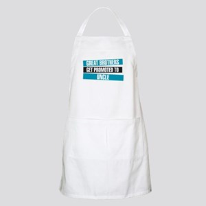 Great Brothers Get Promoted to Uncle Apron