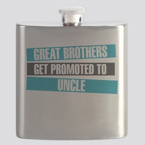 Great Brothers Get Promoted to Uncle Flask
