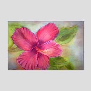 """""""Kauai Hibiscus"""" Mini Poster Print"""