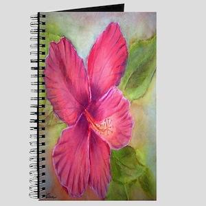 """""""Kauai Hibiscus"""" Journal"""