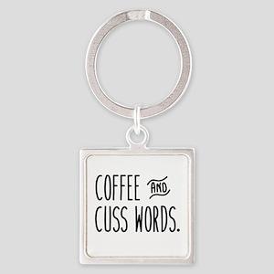 CoffeeCuss Keychains