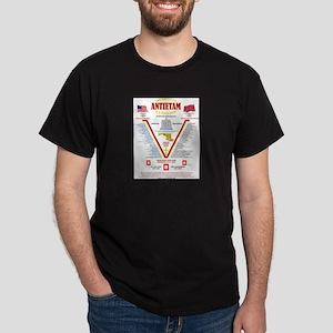 U.S. CIVIL WAR BATTLE OF ANTIETAM T-Shirt