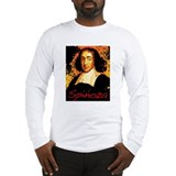 Spinoza Long Sleeve T-shirts