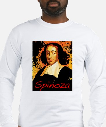 Spinoza Long Sleeve T-Shirt