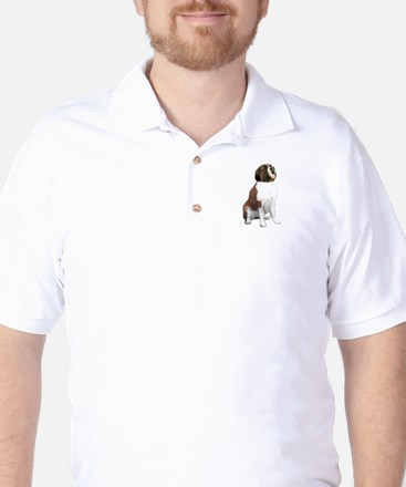 St Bernard #1 Golf Shirt