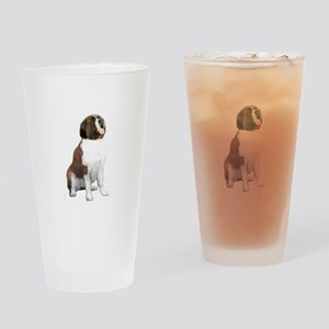 St Bernard #1 Drinking Glass