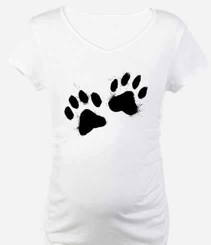 Pair Of Black Paw Shirt