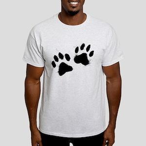 Pair Of Black Paw T-Shirt