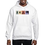 Multi Sport Gal Hooded Sweatshirt