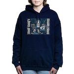 Country Twang Women's Hooded Sweatshirt
