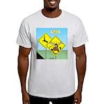 Deer Crossing Light T-Shirt