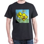 Deer Crossing Dark T-Shirt