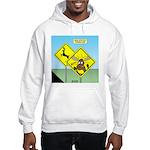 Deer Crossing Hooded Sweatshirt