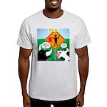 Bullfighter Warning Light T-Shirt