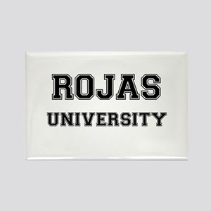 ROJAS UNIVERSITY Rectangle Magnet