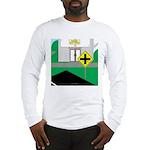 Math Warning Long Sleeve T-Shirt