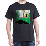 Math Warning Dark T-Shirt