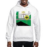 Math Warning Hooded Sweatshirt