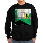 Math Warning Sweatshirt (dark)