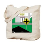 Math Warning Tote Bag