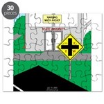 Math Warning Puzzle