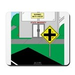 Math Warning Mousepad