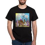 Wisemen Camel Problem Dark T-Shirt