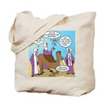 Wisemen Camel Problem Tote Bag