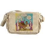 Wisemen Camel Problem Messenger Bag