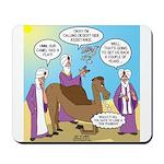 Wisemen Camel Problem Mousepad