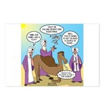 Wisemen Camel Problem Postcards (Package of 8)