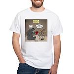 Bearly Christmas White T-Shirt