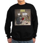 Bearly Christmas Sweatshirt (dark)