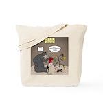 Bearly Christmas Tote Bag