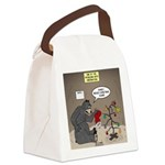 Bearly Christmas Canvas Lunch Bag