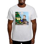 supervillain christmas Light T-Shirt