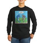 shark chum Long Sleeve Dark T-Shirt