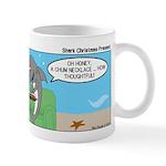 shark chum Mug