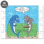 shark chum Puzzle