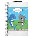 shark chum Journal