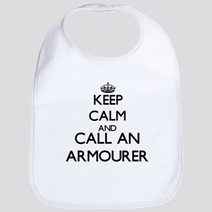 Keep calm and call an Armourer Bib